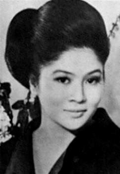 Imelda Marcos, Filipinler devlet başkanı  tarihte bugün