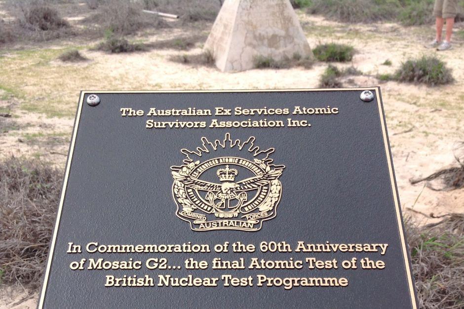 İngiltere ilk atom bombası denemesi