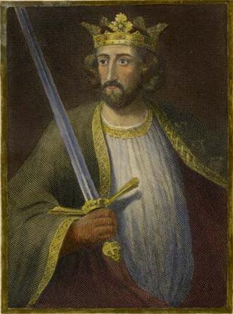 I. Edward, ingiltere Kralı (DY-1239) tarihte bugün