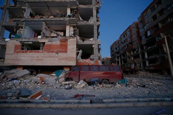 Irakta Deprem Meydana Geldi