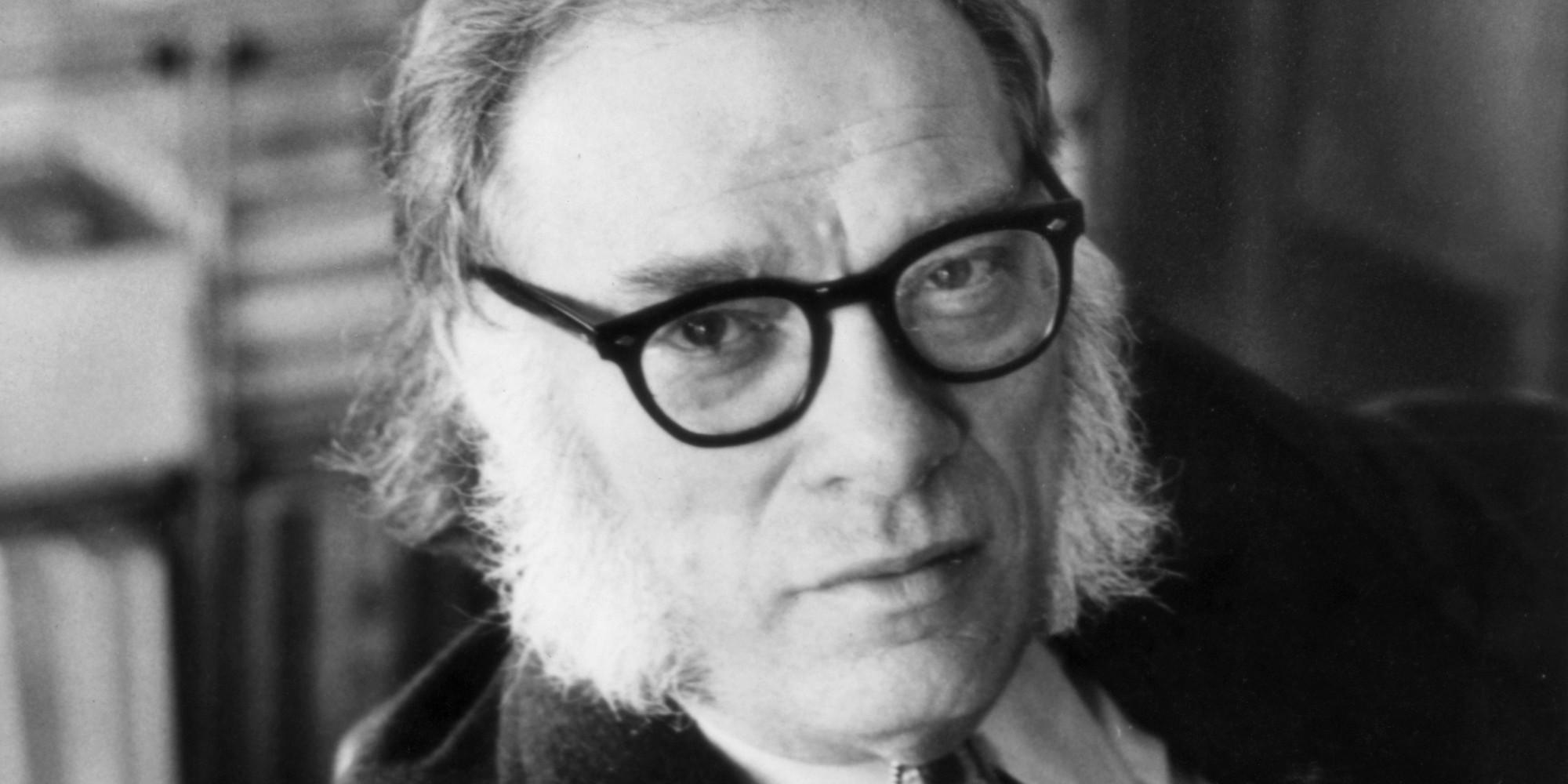 Isaac Asimov, ABD'li yazar (Doğum Yılı,1920)  tarihte bugün