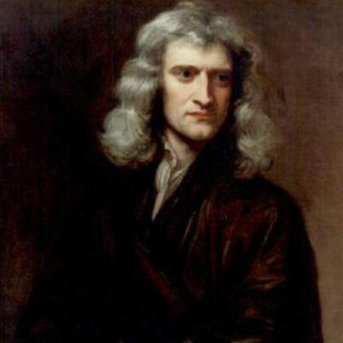 Isaac Newton Kimdir ölümü