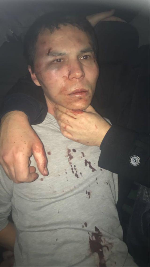 İstanbul Ortaköy Yılbaşı Terör Saldırısı