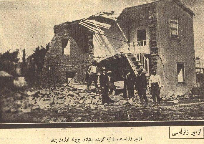 İzmir Depremi