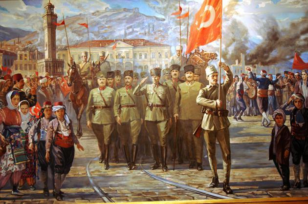 İzmir'in Kurtuluşu. İzmir düşman işgalinden kurtuldu tarihte bugün