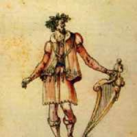 Jacopo Peri, italyalı müzisyen, besteci, şarkıcı (ÖY-1633) tarihte bugün