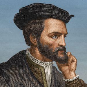 Jacques Cartier, Fransız denizci ve kaşif (DY-1491) tarihte bugün