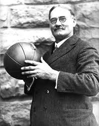 James Naismith, basketbol sporunu, Amerikan Futbolu kaskının mucidi (ÖY-1939) tarihte bugün