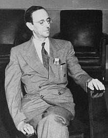 James Chadwick, Nobel ödülü de almış ingiliz fizikçi (DY-1891) tarihte bugün