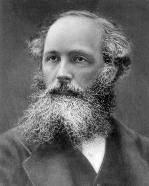 Elektromanyetik teorinin kurucusu James Clerk Maxwell