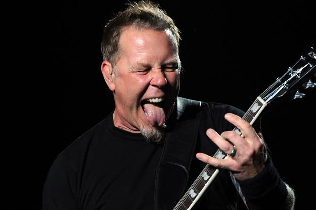 James Hetfield, Metallicanın kurucu üyesi, gitaristi tarihte bugün