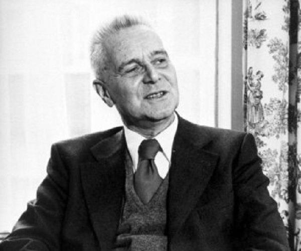 Jan Tinbergen, Hollandalı ekonomist, Nobel Ekonomi Ödülü sahibi (Öldüğü Yıl,1994)  tarihte bugün