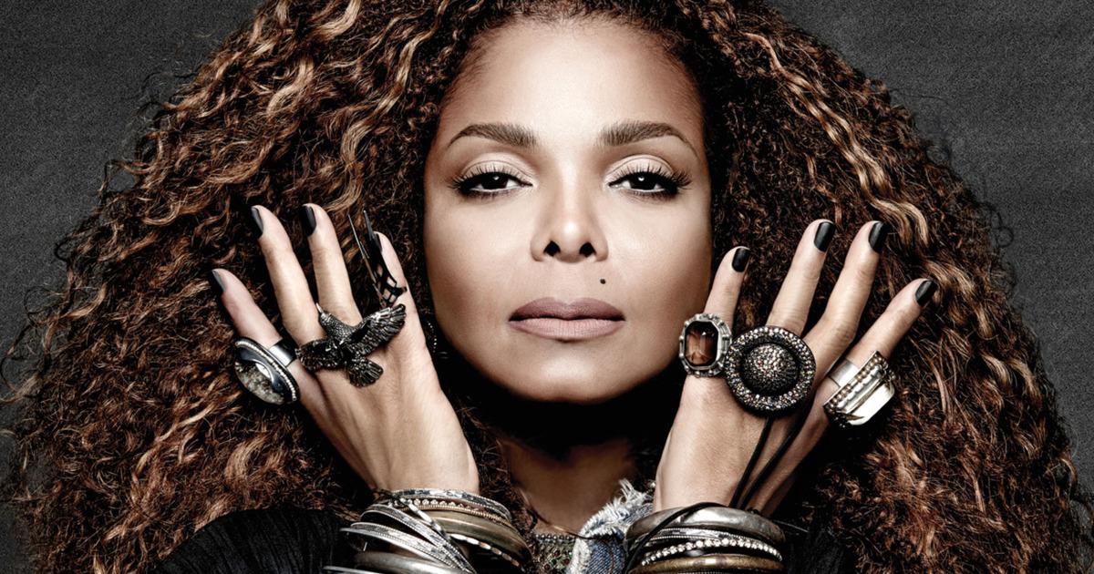 Janet Jackson, Amerikalı şarkıcı tarihte bugün