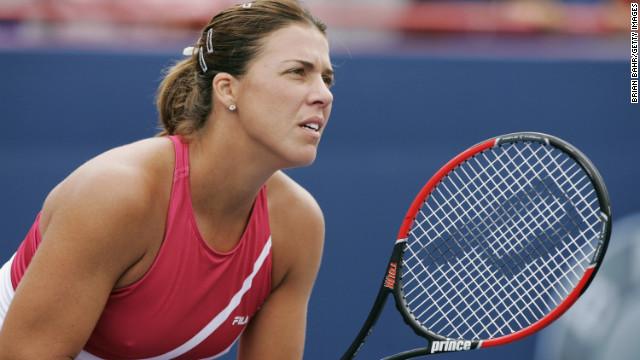 Jennifer Capriati, Amerikalı tenis oyuncusu