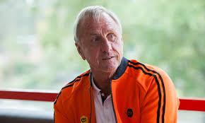 Futbolunun efsane ismi Johan Cruyff, 68 yaşında yaşamını yitirdi. tarihte bugün