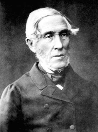 Johan Vilhelm Snellman, yazar ve devlet adamı (DY-1806) tarihte bugün