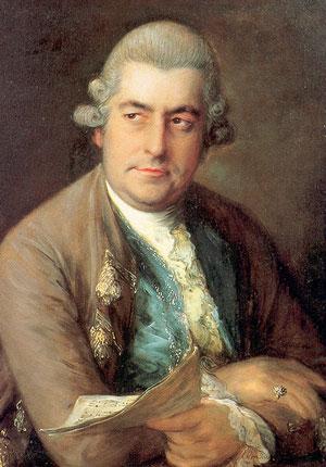 Johann Christian Bach, Alman besteci (ÖY-1782) tarihte bugün