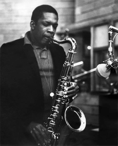 ABD'nin önde gelen caz üstatlarından John Coltrane. tarihte bugün