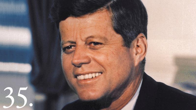 John Kennedy Suikasti Kimdir ölümü