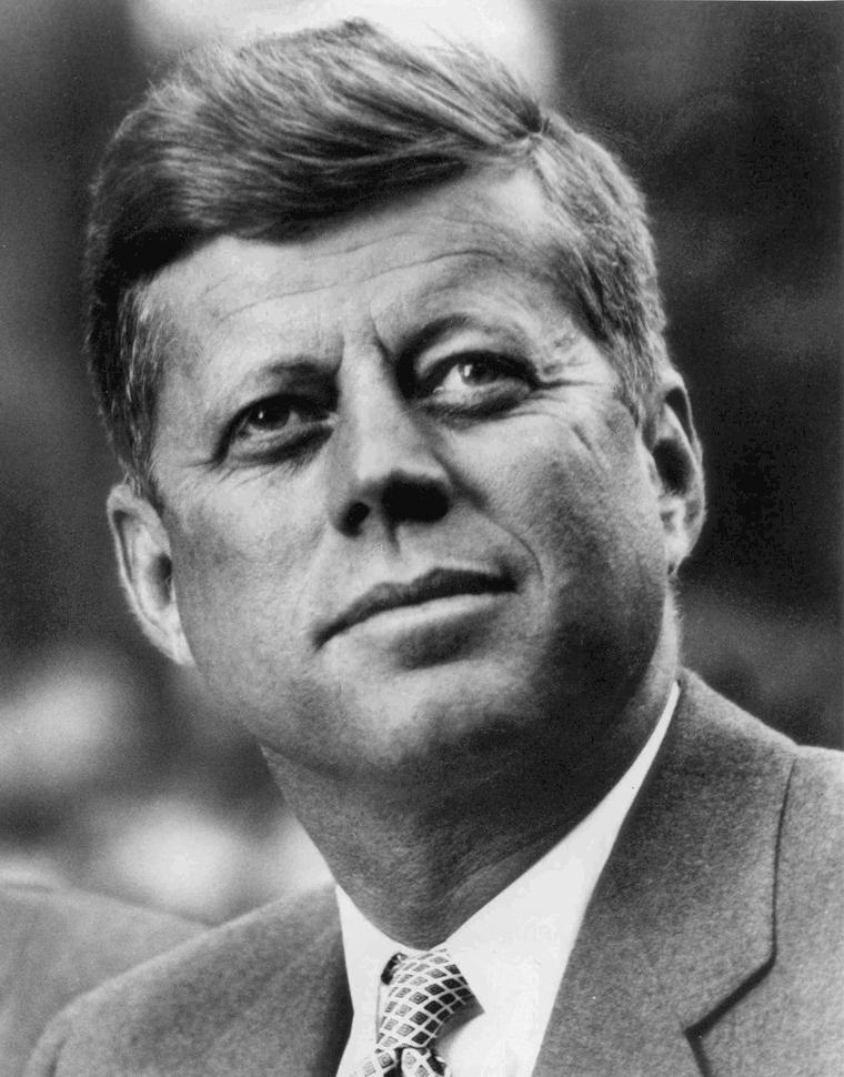 John Kennedy, ABD 35. Başkanı suikaste kurban gitti (DY-1917) tarihte bugün
