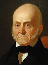 John Quincy Adams, ABD 6. başkanı (DY-1767) tarihte bugün