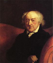 John Adams Abd Başkanı ölümü