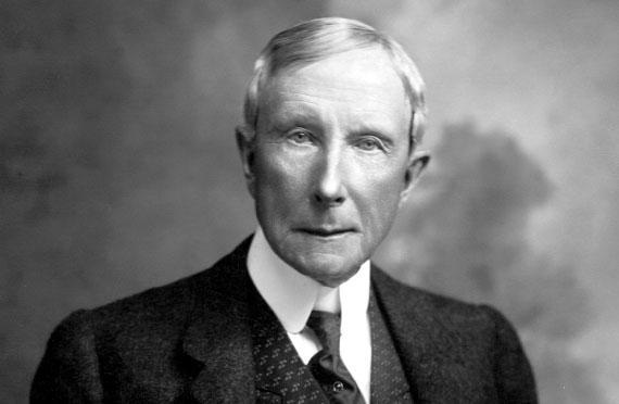 John Rockefeller, Amerikalı iş adamı, sanayici (DY-1839) tarihte bugün