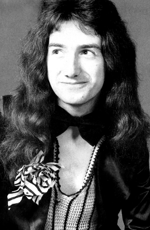 John Deacon, bas gitarist, müzisyen tarihte bugün