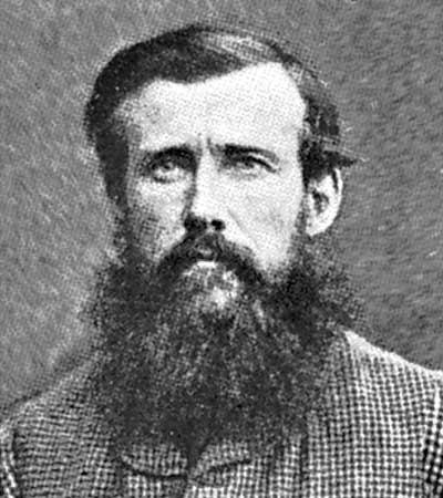 John Hanning Speke, ingiliz kaşif (DY-1827) tarihte bugün