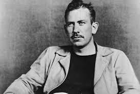 John Steinbeck, Amerikalı yazar ve Nobel Edebiyat Ödülü sahibi (ÖY-1968)