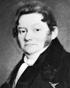 Jöns Jakob Berzelius, isveçli kimyacı (ÖY-1848) tarihte bugün