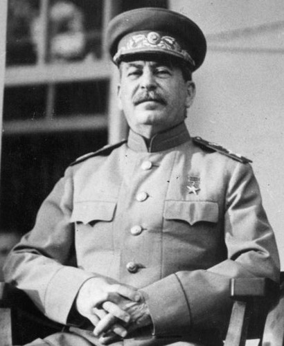 Josef Stalin, Sovyet Sosyalist Cumhuriyetler Birliği lideri (ÖY-1953) tarihte bugün
