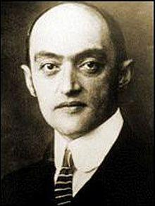 Joseph Alois Schumpeter, Avusturyalı iktisatçı ve siyaset bilimci (DY-1883) tarihte bugün