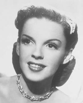Judy Garland, ABD'li şarkıcı ve oyuncu (DY-1922) tarihte bugün