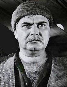 Kadir Savun, sanatçı, sinema oyuncusu (ÖY-1995) tarihte bugün