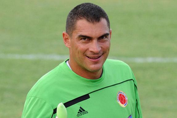 Faryd Mondragon, Kolombiyalı futbolcu, kaleci. tarihte bugün