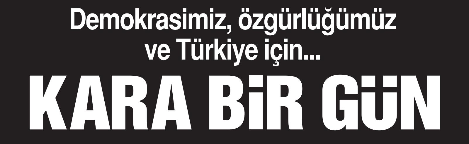 Kanaltürk ve Bugün TV nin yönetimine atanan kayyumlar, Kanaltürkte yayın akışını değiştirdi. Canlı yayınları zorla durduruldu tarihte bugün