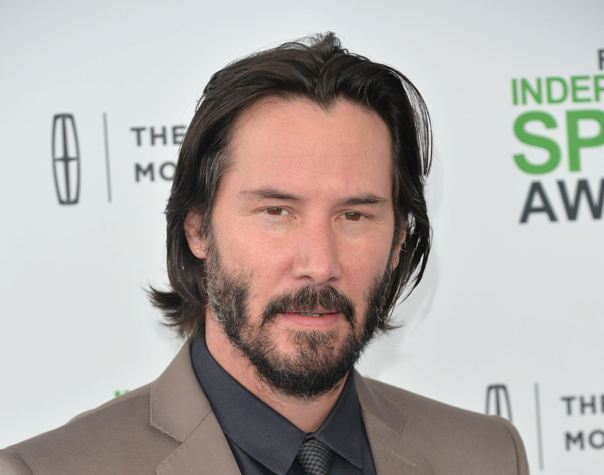 Keanu Reeves, Kanadalı sinema oyuncusu tarihte bugün