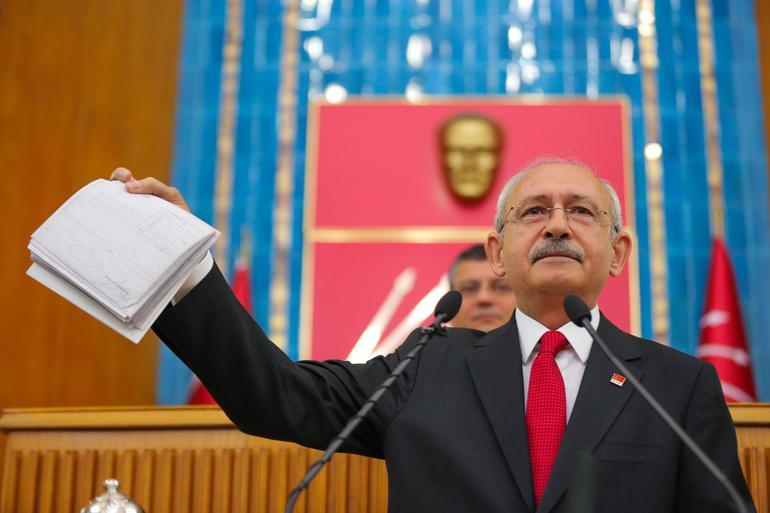 CHP Genel Başkanı Kemal Kılıçdaroğlu, Cumhurbaşkanı Recep Tayyip Erdoğan'ın oğlu, kardeşi, eniştesi, ve dünürüne ait olduğunu iddia ettiği ve yurtdışına milyonlarca dolar para transferini içeren belgeleri açıkladı. Cumhurbaşkanı avukatı iddiaların tamamı yalan, belgelerin tamamı sahtedir şeklinde açıklamada bulundu tarihte bugün