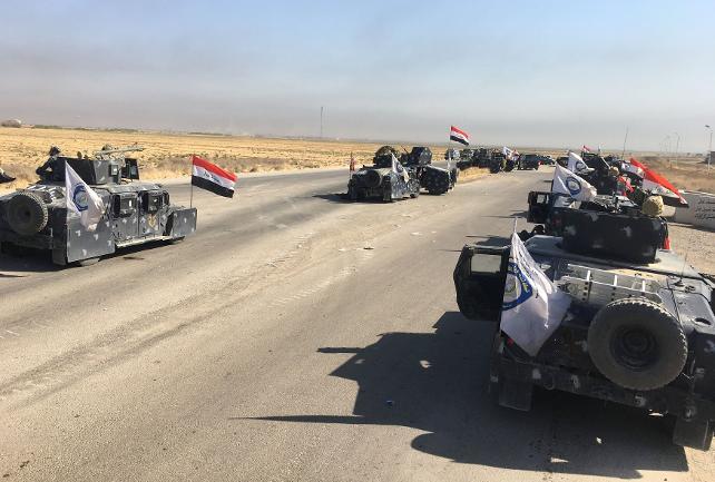 Irak güçleri, yaptıkları operasyonla Kerkük'teki askeri üs, petrol sahaları ve havalimanını ele geçirdi. Kerkük tamamen kontrol altına alındı, Kerkük'te sokağa çıkma yasağı ilan edildi. tarihte bugün