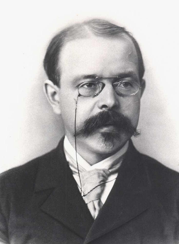 Kimyager Walther Nernst Doğdu