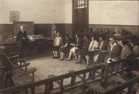 Kız öğretmen okulu Dar-ül Muallimat