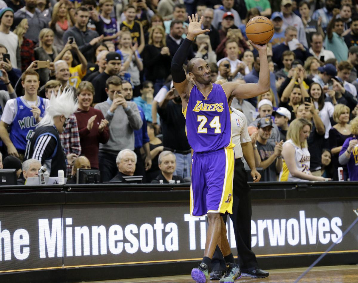 Kobe Bryant Kimdir Doğum Günü