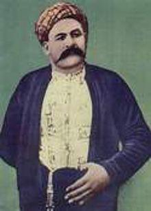 Koca Yusuf, güreşçi (DY-1857) tarihte bugün