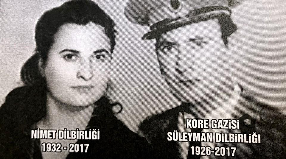 Ayla adlı sinema filmine konu olan, Kore Gazisi  Süleyman Dilbirliği hayatını kaybetti. Bir gün sonra eşi  Nimet Dilbirliği de öldü. tarihte bugün