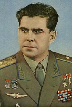 Georgi Beregovoi, Sovyet kozmonot (DY-1921) tarihte bugün
