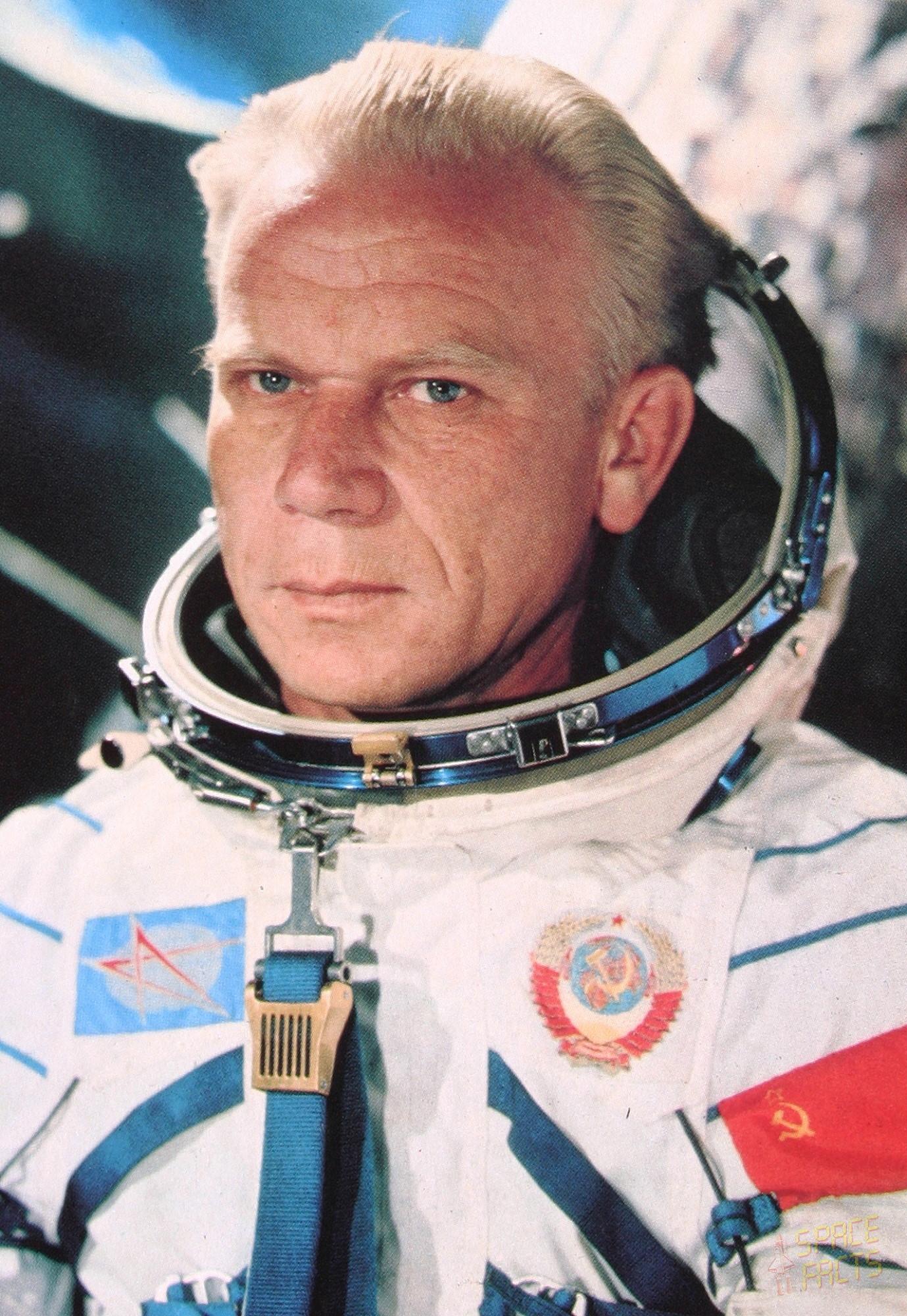 Kozmonot Yuri Artyukhin Doğdu