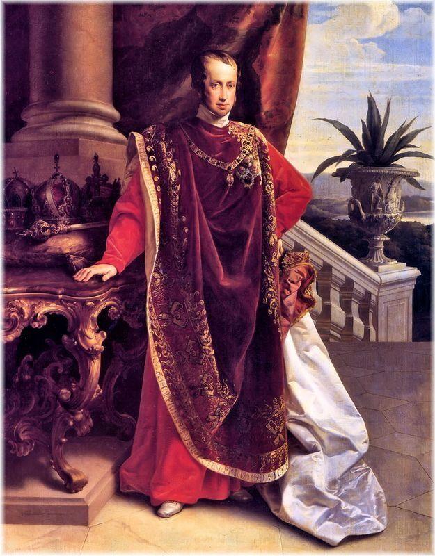 IV. Ferdinand , Roma kralıydı (d.1633) tarihte bugün