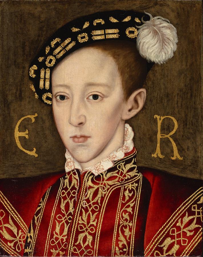 VI. Edward, ingiltere ve irlanda Kralıdır (DY-1537) tarihte bugün