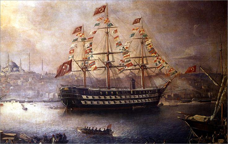 Küçük Hüseyin Paşa, Osmanlı devlet adamı ve Kaptan tarihte bugün